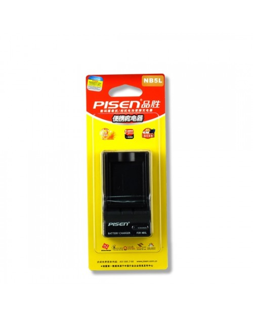Sạc Pin Pisen NB-5L For Canon