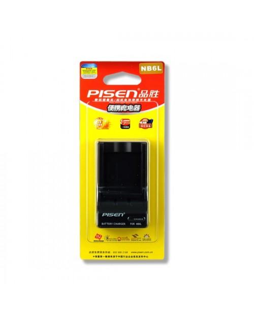 Sạc Pin Pisen NB-6L For Canon