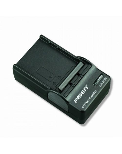 Sạc Pin Pisen BP-308 For Canon