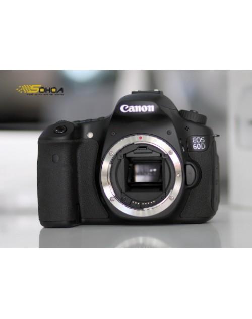 Canon EOS 60D body - mới 90% 20k shot