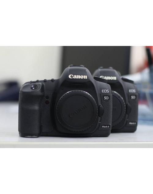 Canon EOS 5D MARK II Body like new fullbox