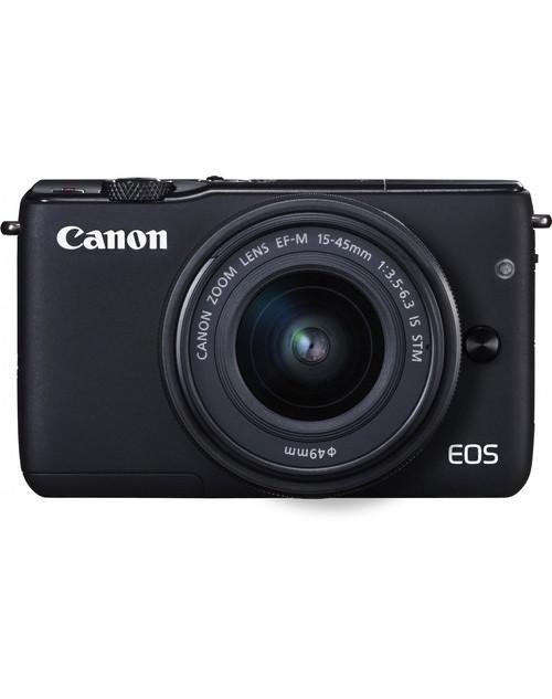 Canon EOS M10 kit 15-45mm - Chính hãng