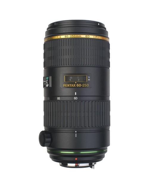 Pentax DA* 60-250mm F4 ED IF SDM - Chính hãng