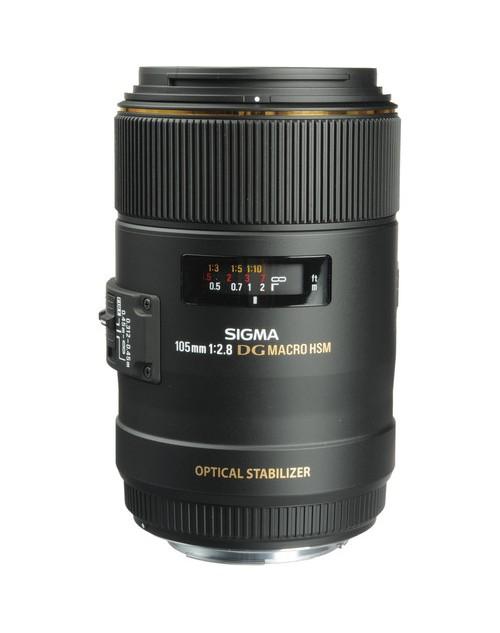 Sigma 105mm f2.8 EX DG OS HSM Macro - Chính hãng