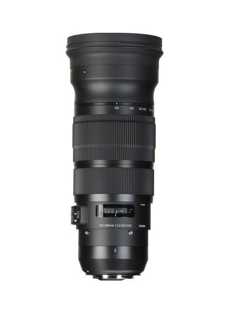 Sigma 120-300mm f2.8 DG OS HSM - Chính hãng