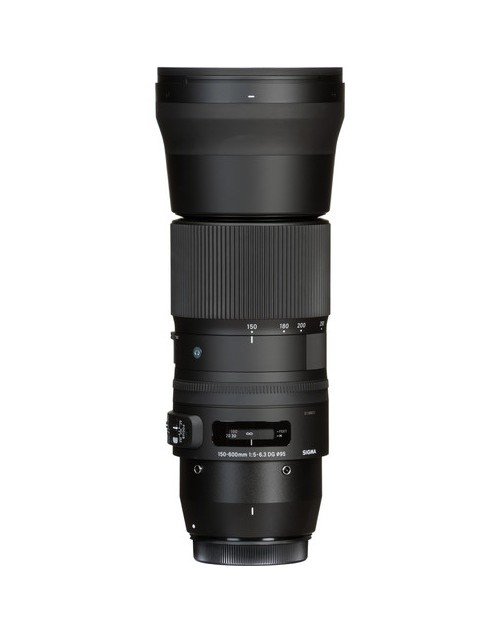 Sigma 150-600mm f5-6.3 DG OS HSM for Canon