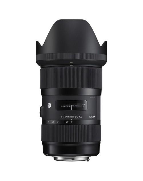 Sigma 18-35mm f1.8 DC HSM Art - Chính hãng