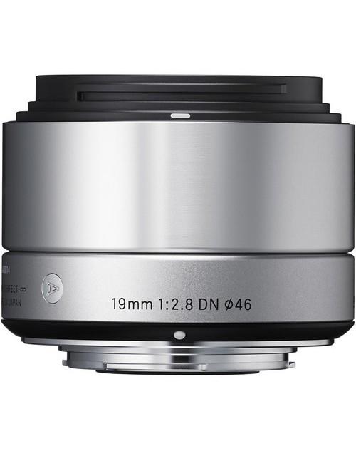 Sigma 19mm f2.8 DN for Sony Black/Silver - Chính hãng