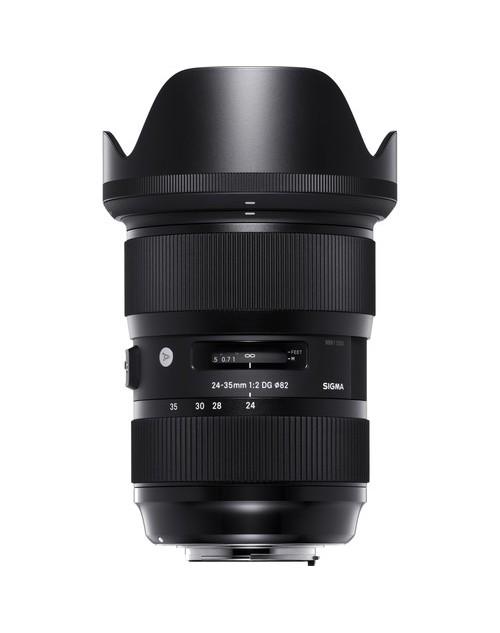 Sigma 24-35mm f2 DG HSM Art - Chính hãng