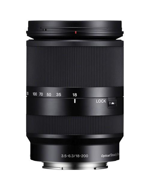 Sony SEL 18-200mm F3.5.5.6 - SEL18200 - Chính Hãng