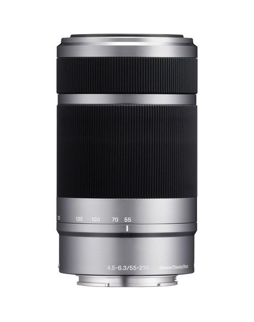 Sony SEL 55-210mm F4.5-6.3 - SEL55210 - Chính Hãng
