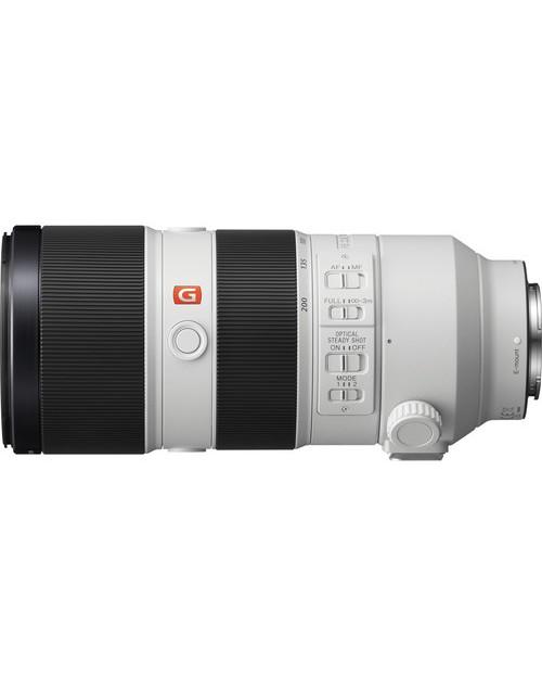 Sony SEL 70-200mm F4.0 G OSS - SEL7200F4 - Chính Hăng